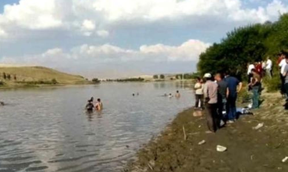 Pikniğe götürülen Kuran kursu öğrencisi altı çocuk Murat Nehri'nde akıntıya kapıldı: Üç çocuk hayatını kaybetti