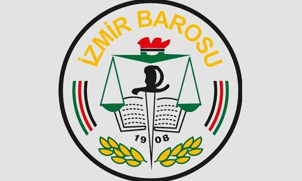 İzmir Barosu, Yargıtay'ın Saray davetini geri çevirdi: Bu oyunda biz yokuz!