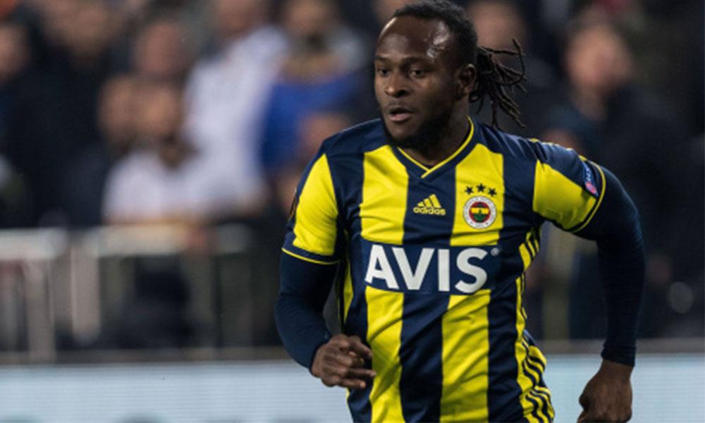 Fenerbahçe'ye Victor Moses'tan kötü haber!