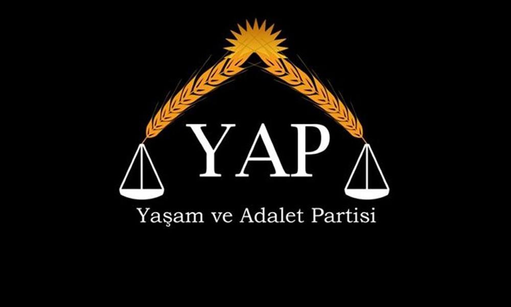 'Yaşam ve Adalet Partisi' ismi için kimin başvuru yaptığı ortaya çıktı