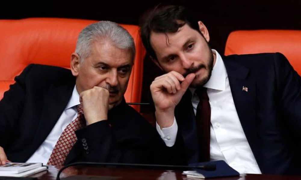 AKP kulislerinde flaş iddia: Yıldırım kızgın, hedefinde damat Albayrak var