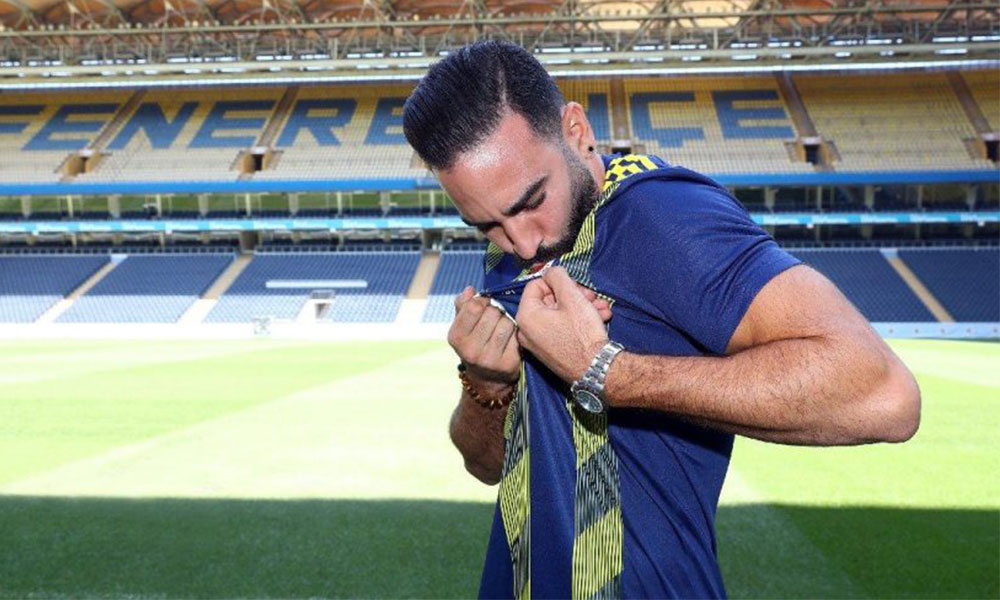 Adil Rami resmen Fenerbahçe'de!