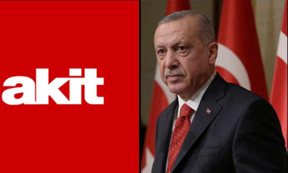 """Gerici Akit yazarından Erdoğan'a """"hain"""" tepkisi"""