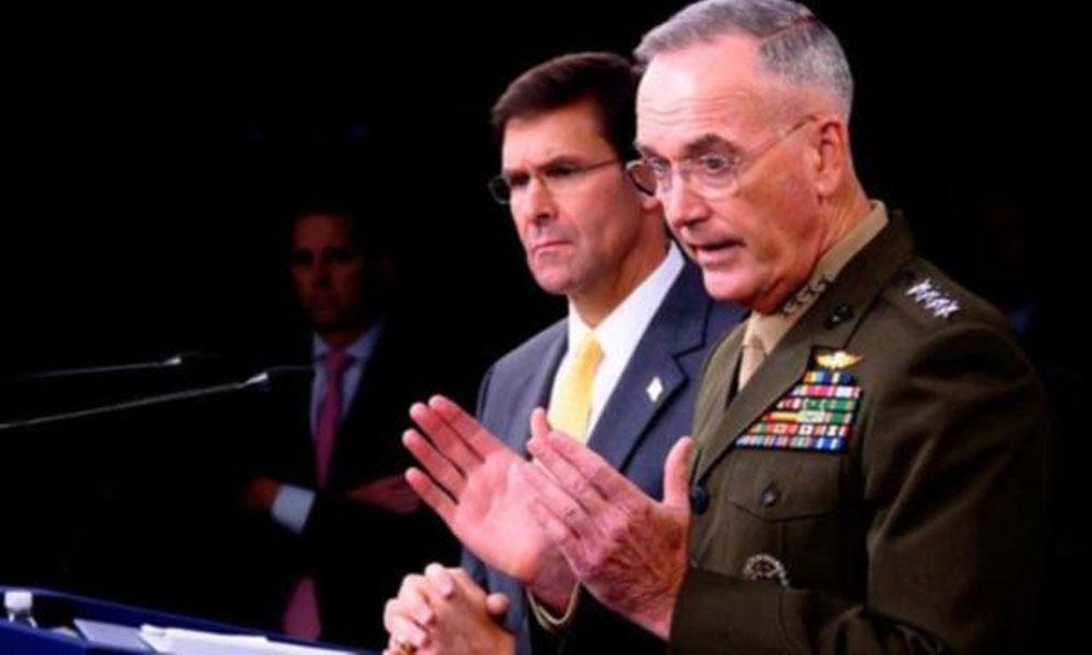 ABD'den 'güvenli bölge' açıklaması: Denge kurmaya çalışıyoruz