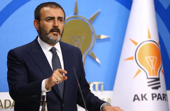AKP'li Ünal: Türbülanstan çıktık, şahlanma dönemine giriyoruz