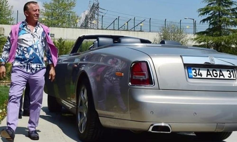 Ali Ağaoğlu krizde: Lüks araçlarını satışa çıkardı