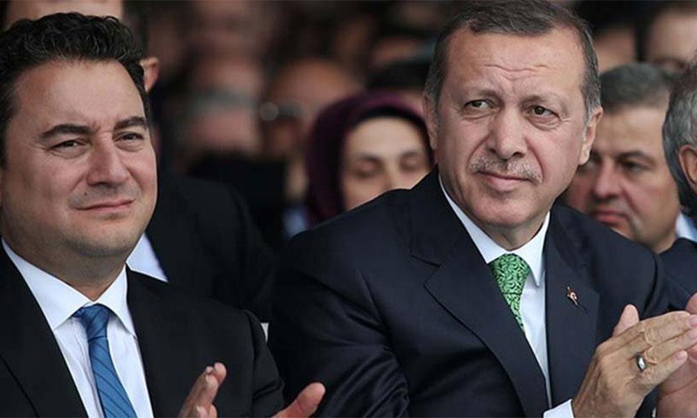 Ali Babacan'ın açıklamasındaki dikkat çeken 'Erdoğan' benzerliği