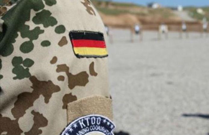 Alman askerin gözaltına alınma nedeni ortaya çıktı