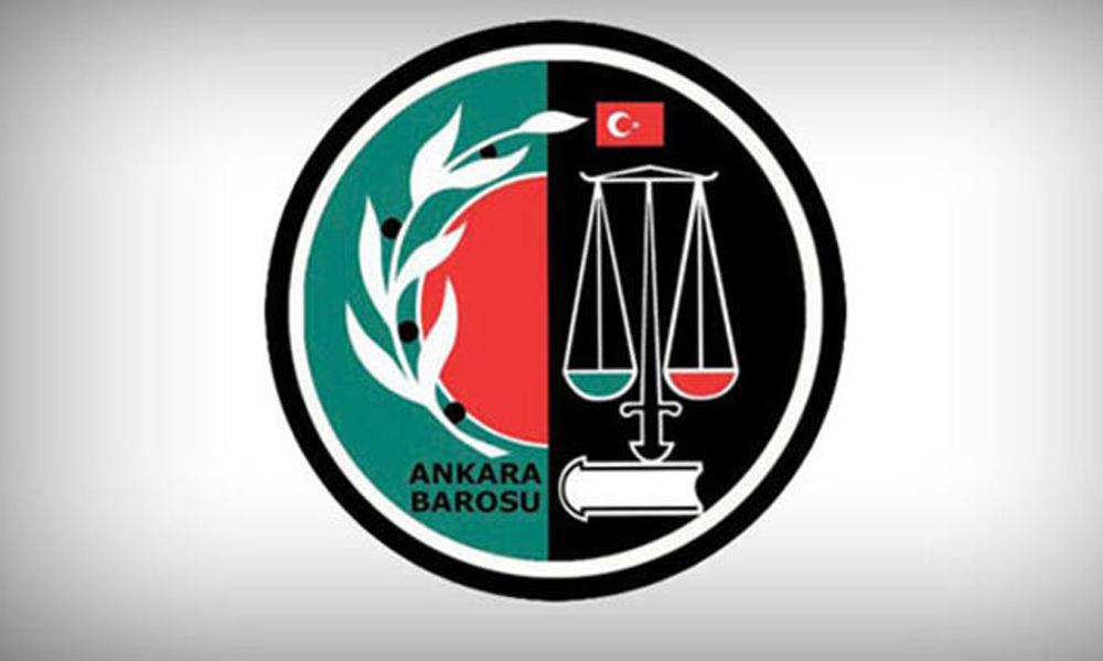 Ankara Barosu Başkanı'ndan, silah düzenlemesine ilişkin açıklama