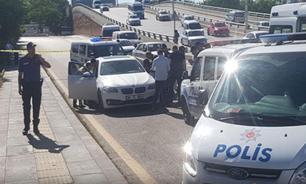 Ankara'da kanlı infaz: İş insanı silahlı saldırıda öldü