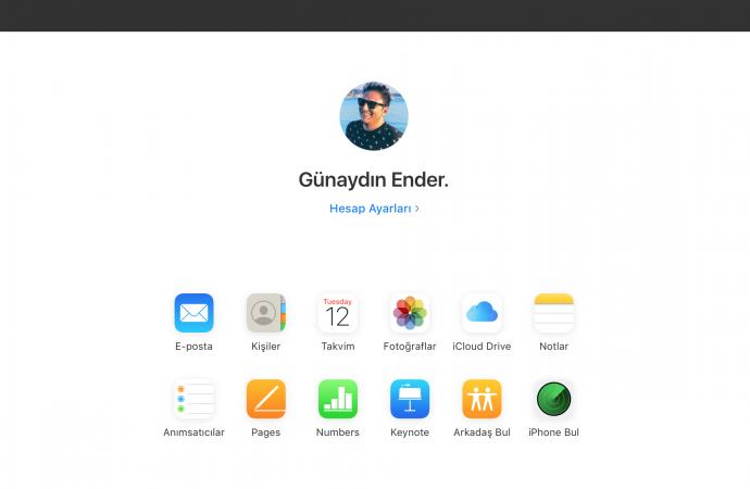 Apple, iCloud'un tasarımını yenileyecek