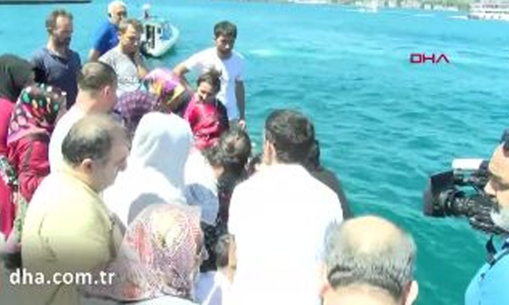 Beykoz'da denizde kaybolan Mustafa'nın cesedi bulundu