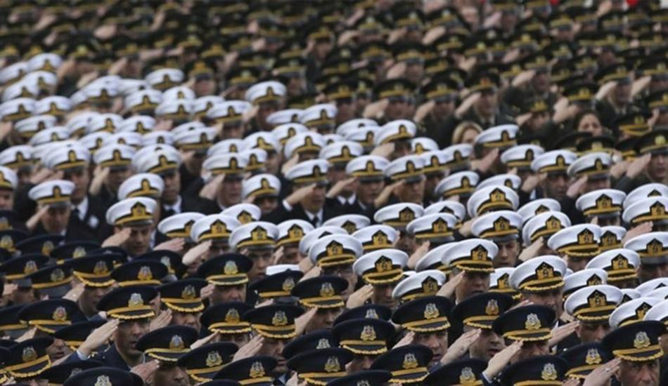 127 general ve amiralin görev yeri değiştirildi