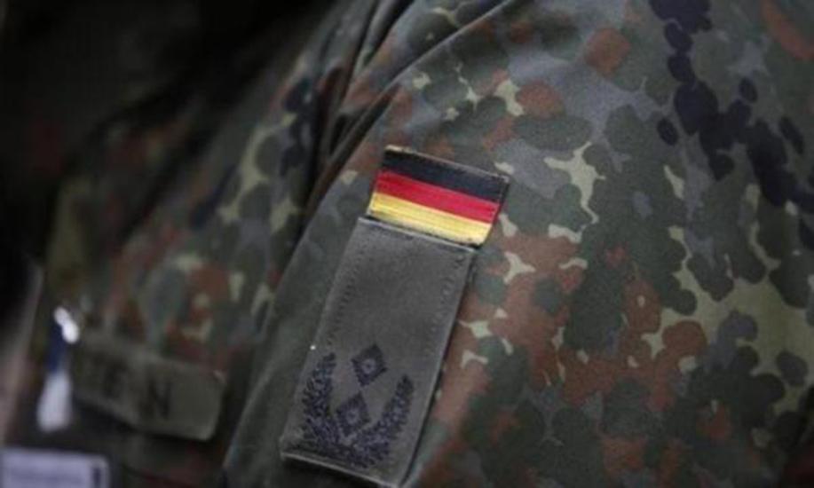Alman askeri İstanbul'da gözaltına alındı