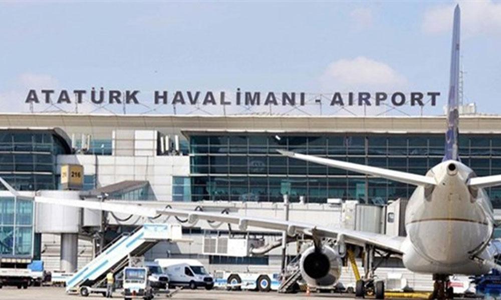 Atatürk Havalimanı'nı 'otel' yapıyorlar