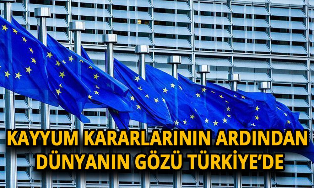 Avrupa Birliği: Sırada Ankara ve İstanbul mu var?
