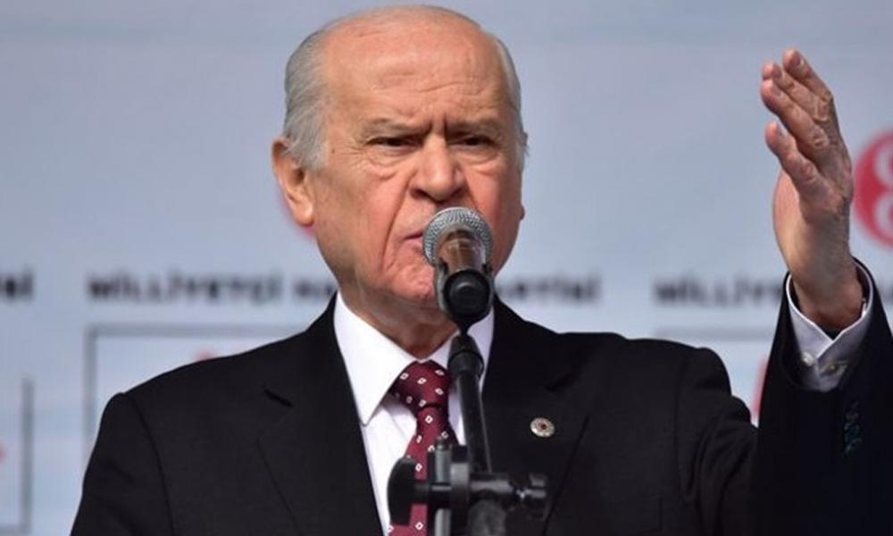 Vatan Partisi'nden MHP lideri Bahçeli'ye FETÖ tepkisi