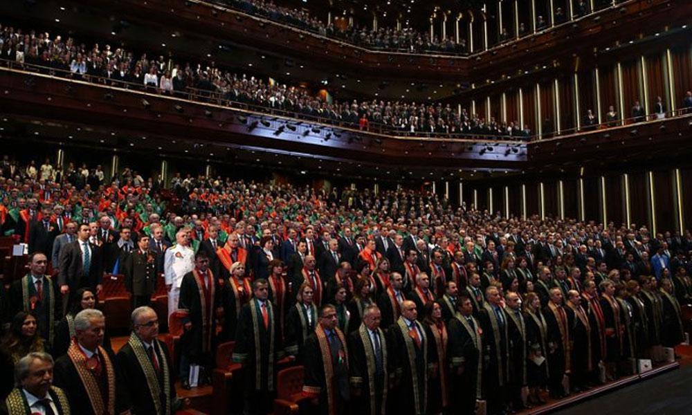 Sarayın davetini reddeden barolara, 'alternatif adli yıl açılışı' çağrısı