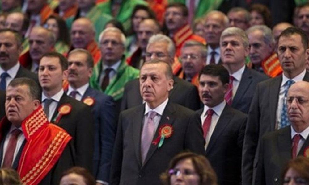 Saray'daki törene katılmayacağını açıklayan baro sayısı 41'e yükseldi
