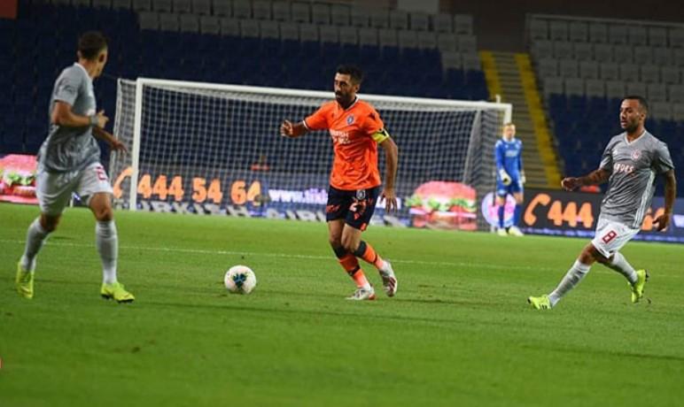 Başakşehir Olympiakos'a boyun eğdi: 0-1