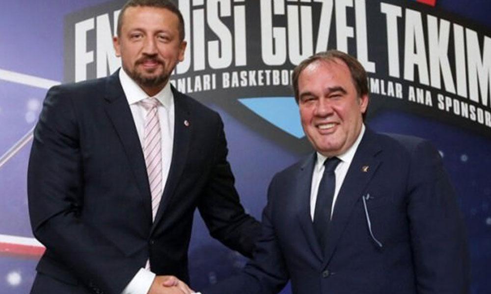 Basketbol Milli Takımları'nın yeni sponsoru belli oldu!