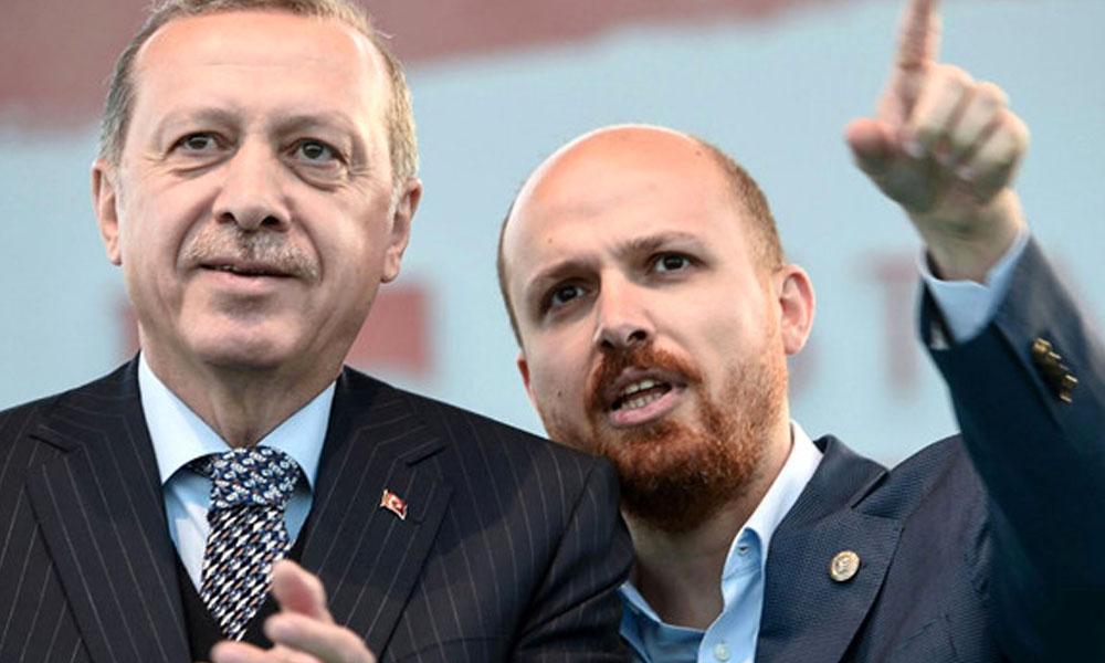 Bilal Erdoğan online koruma şirketi tuttu: 'Kirli çamaşırlarını' yeni şirketle saklayacak