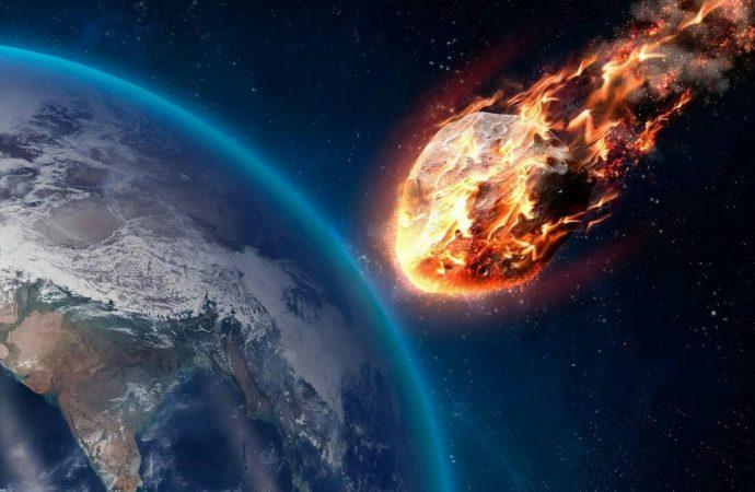 Bir asteroid Dünya'ya kıyamet yaşatabilir mi?