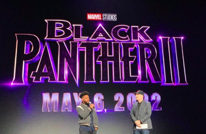 Black Panther için devam filmi duyuruldu