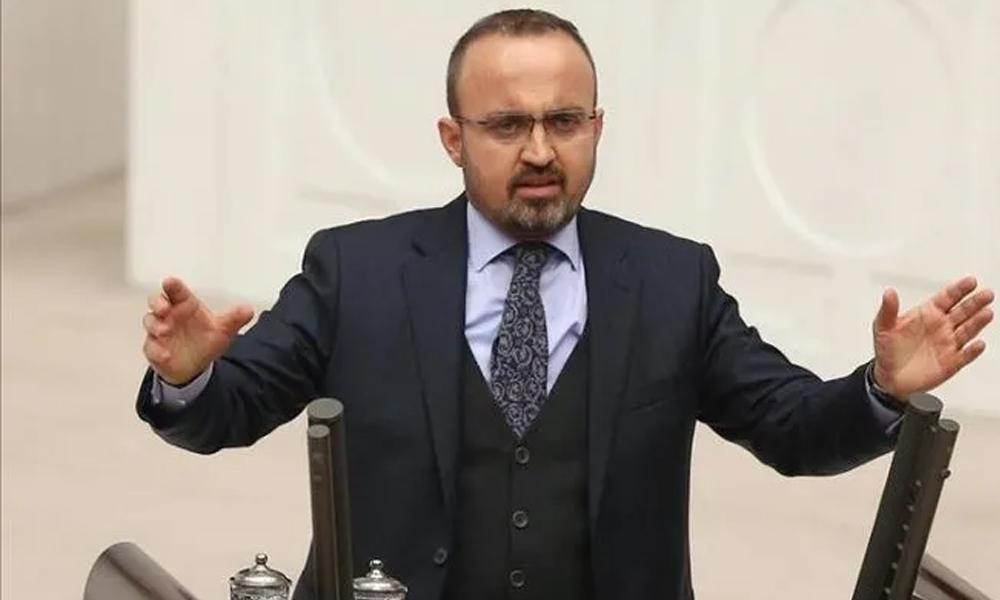 AKP'li Bülent Turan'ın yalanı deşifre oldu