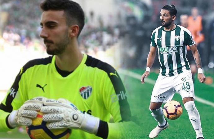 Bursaspor'dan Beşiktaş'a iki transfer birden