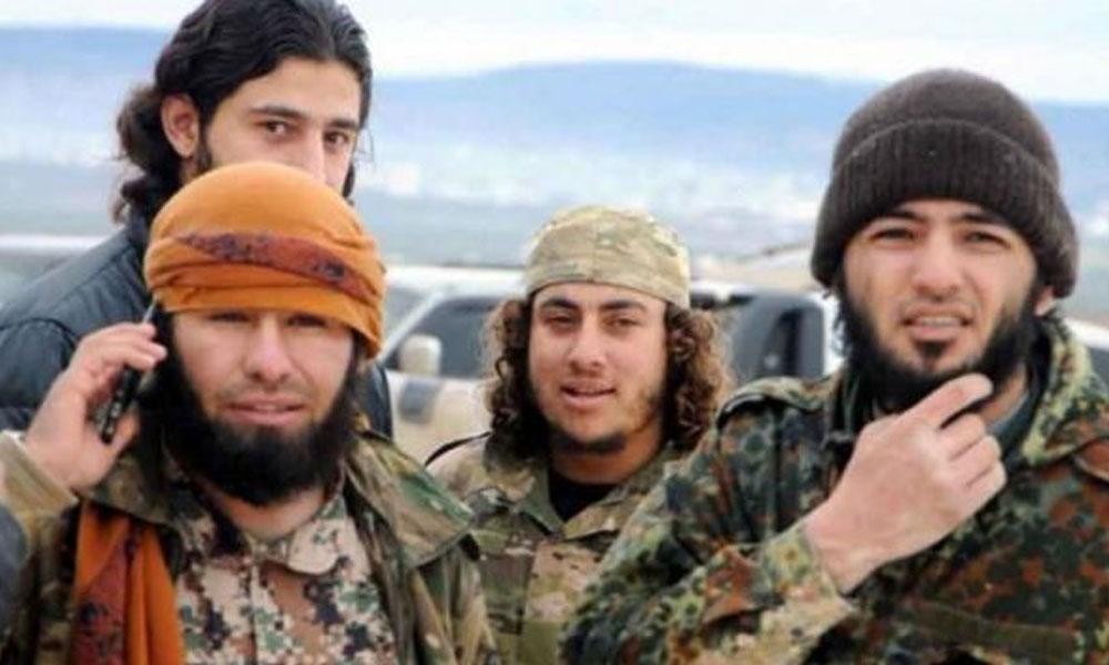 Suriye'deki cihatçı çeteler 'Hain Türk ordusu' sloganı attırdı