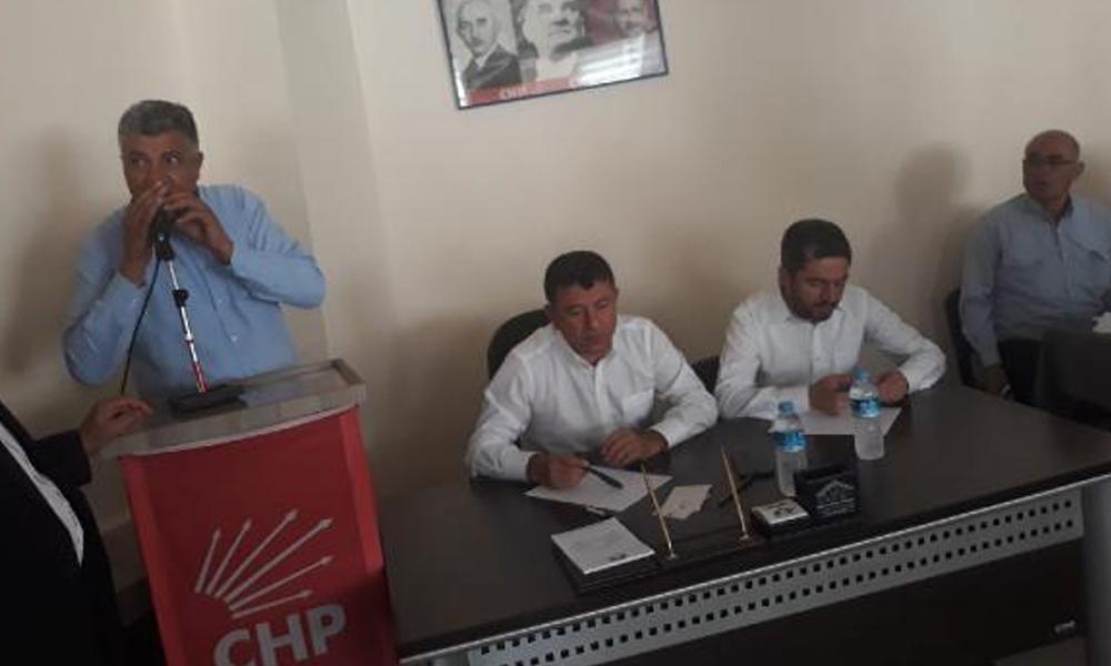 CHP toplantısına silahlı saldırı düzenleyen saldırgan yakalandı!