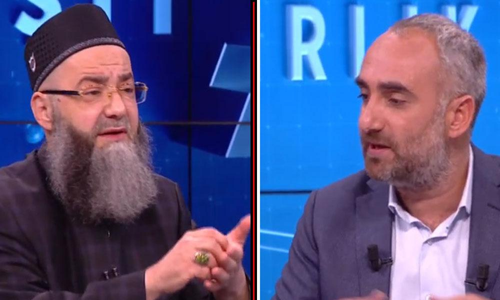 İsmail Saymaz'dan Cübbeli ve İhsan Şenocak'a ağır gönderme