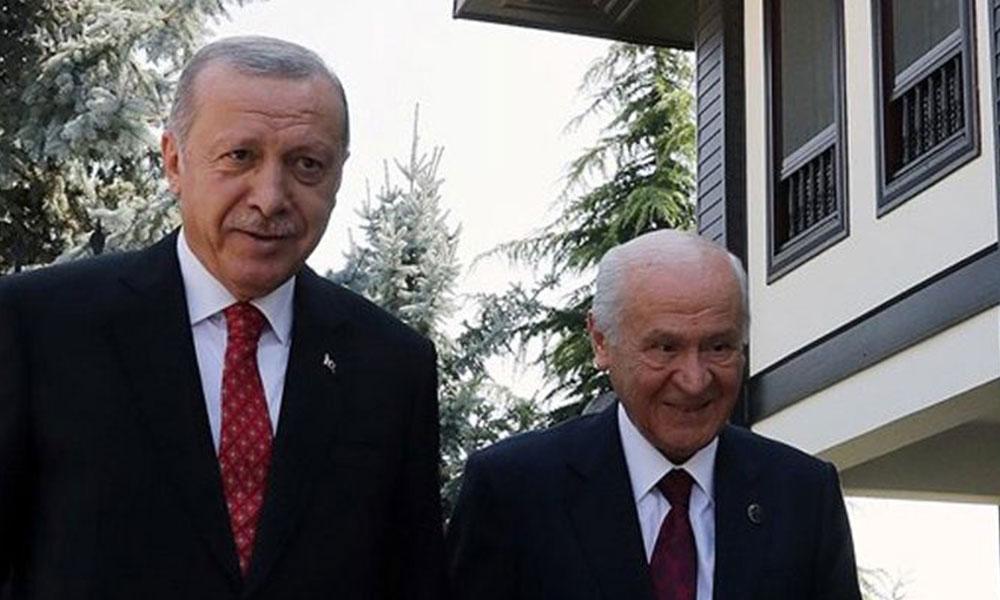 Bahçeli, Erdoğan'dan Süleyman Soylu için ne istedi?