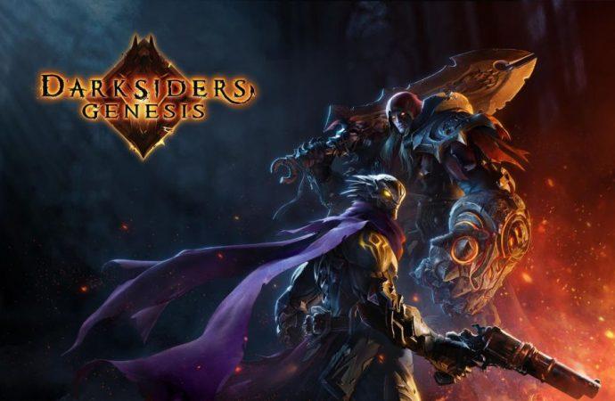 Darksiders serisinin yeni oyunu Genesis tanıtıldı