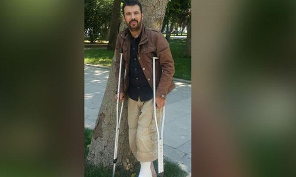 Gezi'de yaralanmıştı! Dosyasının kapatılması için 'devlet müdahil oldu'