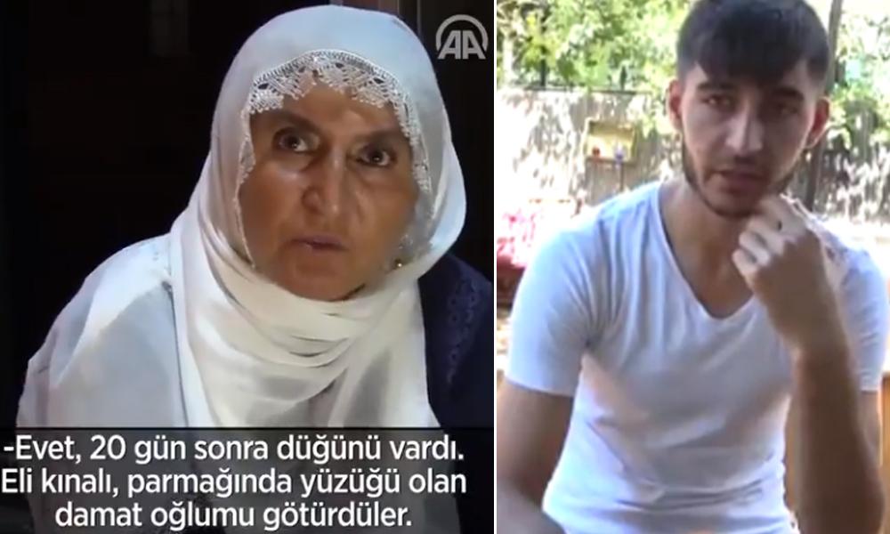 Annesinin HDP binasında 'dağa kaçırıldı' diye eylem yaptığı genç, Diyarbakır'da çıktı