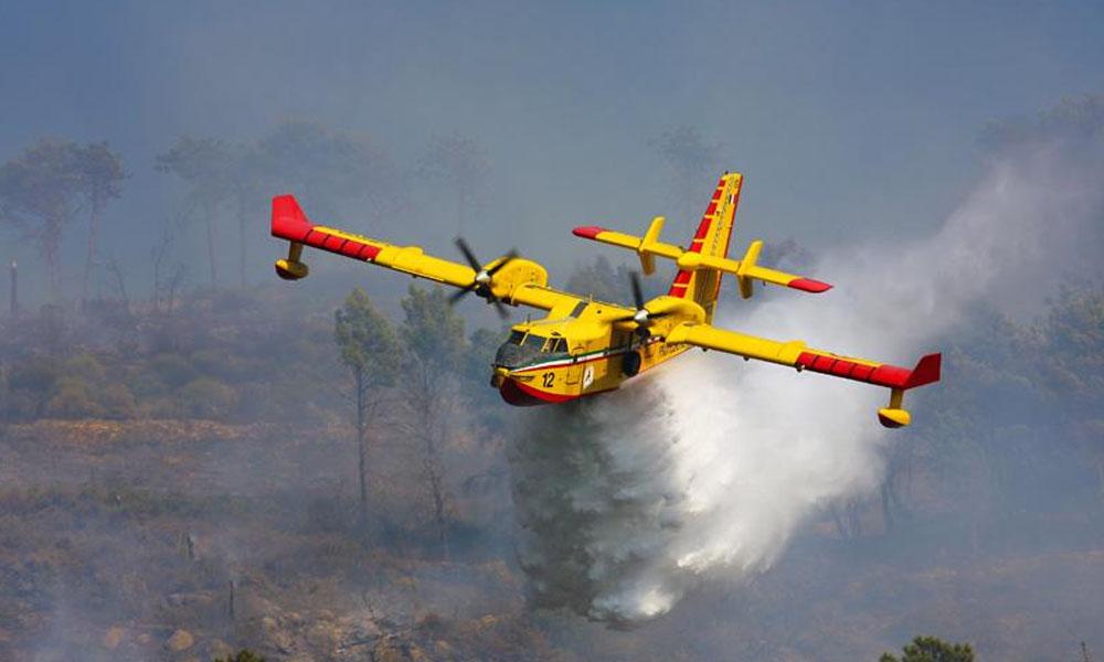 Orman Bakanı'nın sözlerini 20 yıllık söndürme pilotu yalanladı