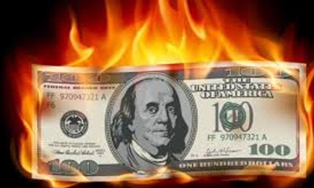 Doların ateşi yeniden yükseldi