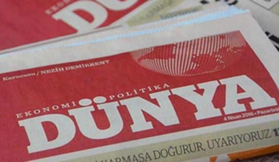 Dünya Gazetesi, eski yayın yönetmenine satıldı