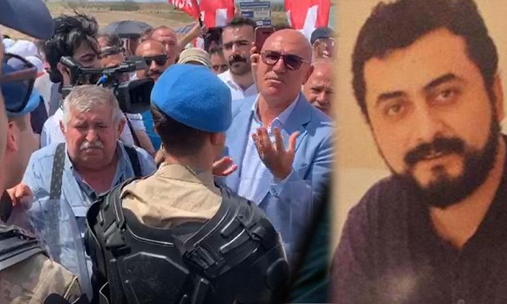 Barikat önünde Eren Erdem için çağrı: AKP faşizmine dün boyun eğmedik bugün de teslim olmayacağız