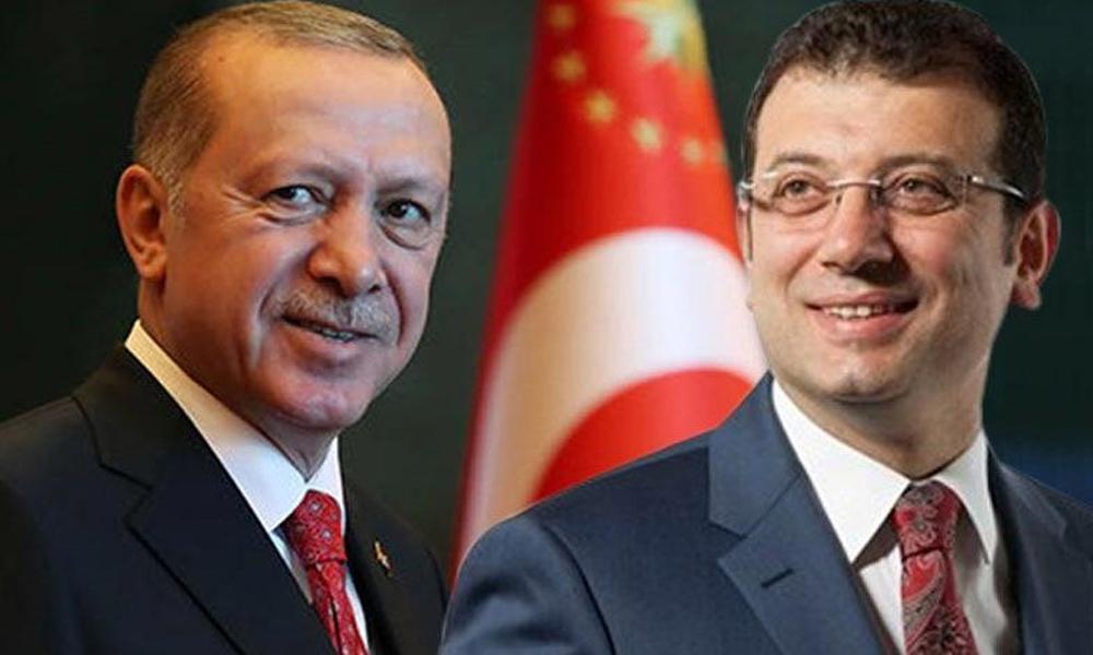 İmamoğlu, Erdoğan'a büyük fark attı