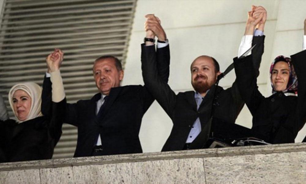 'Erdoğan'ın ailesi yönetimden çekilmeli yoksa gereğini yapacağız'
