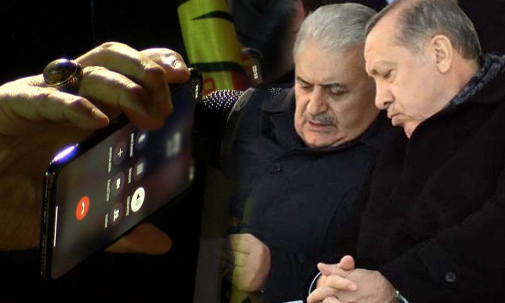 Binali Yıldırım Erdoğan'ı telefonuna bakın ne diye kaydetmiş