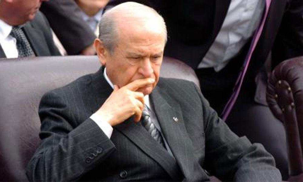 Kuzey Kıbrıs'tan Bahçeli'ye tepki: Faşizan dil ve üslupla hedef almıştır!