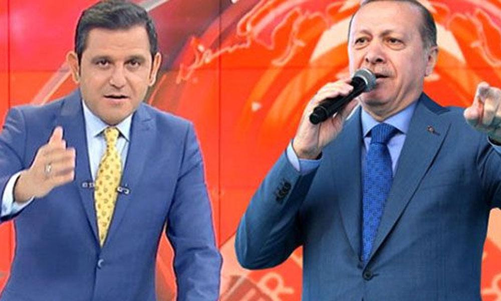 FOX TV'den Erdoğan'a çağrı: Fatih Portakal tam da yeri