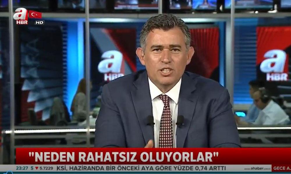 Ve Metin Feyzioğlu kanalını buldu! A Haber'de Saray'a gitmeyen 41 baroyu eleştirdi