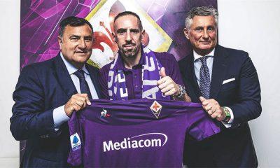Ribery Fiorentina'da!
