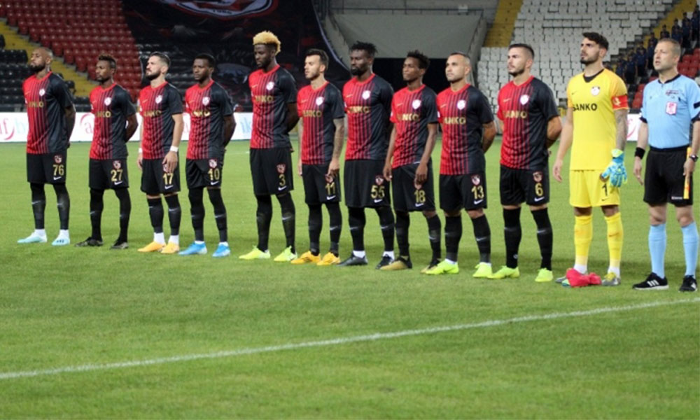 Maç sonucu: Gazişehir Gaziantep 4-1 Gençlerbirliği
