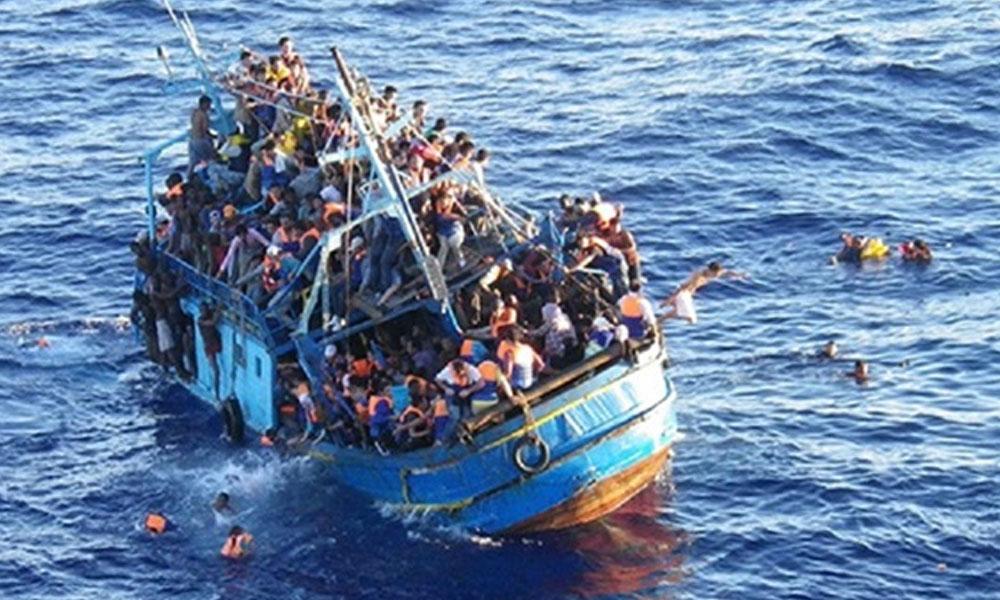 Sekiz göçmenin ölümüne ilişkin soruşturmada çete lideri, kaçarken yakalandı!
